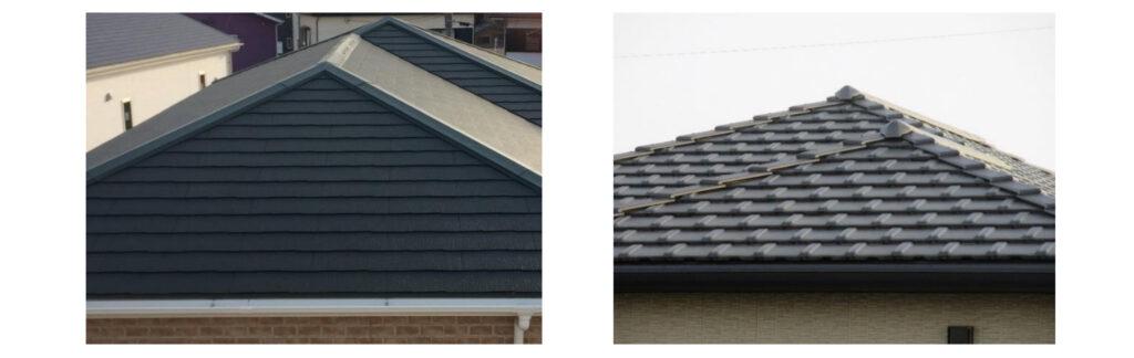 「新築」も人が住めばもう「中古」 ~ 「屋根」を考える:化粧スレート?それとも瓦?