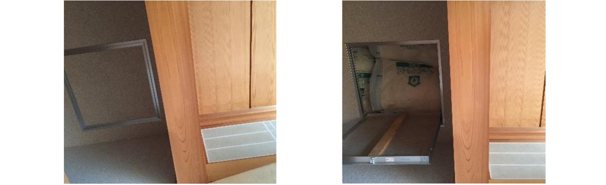 天井の染み|おすすめホームインスペクション|新築・中古・自宅の住宅診断